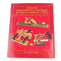 ROGER SMITH Patented Transitional & Metallic Planes in America V 2 First Edition