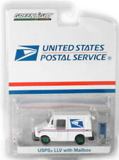 United States Postal Service Usps Long Live Postal Mail Delivery Vehicle Chase