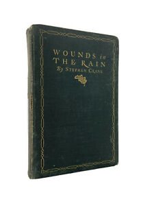 Wounds in the Rain – FIRST EDITION – Stephen CRANE 1900 The Red Badge of Courage
