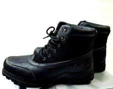 NEW FILA Mens Sz 11 Ridgewood Boots 1SH40156-001 Black 219brcf