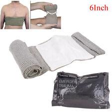 Israeli Bandage 6 inch Sterile Wound Dressing Pressure Bar and Compression WATA