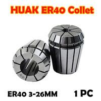NEW ER40 Collet 24 Sizes NEW DIN6499B Quality 3.0-26.0mm All Sizes UK STOCK