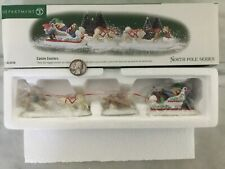 New Department 56 Dept Canine Couriers The Heritage Village Collection Nos North