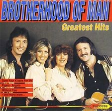 Brotherhood of Man Greatest hits (16 tracks, 1993)  [CD]