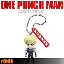 GENOS - One Punch Man - SD Super Deformed - Takara Tomy Portachiavi Keychain