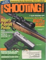 SHOOTING TIMES Magazine June 1993 Ruger's P-Series Pistols