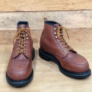 Red Wing 4439 Men's Safety Boots (Steel Toe, Electrical Hazard & Slip Resistant)