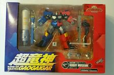 King of braves Gaogaigar robot museum rm+004 rare htf new