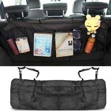 XUKEY Car Rear Truck Seat Back Organizer Pocket Storage Bag Cargo Net Mesh