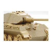 12649 Tamiya King Tiger Porsche Turret Zimmerit Sheet 1/35th Accessories Army