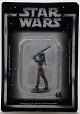 Figurine collection Atlas STAR WARS AAYLA SECURA Chevalier Jedi Figure