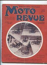 Moto Revue N°278 ; 7 juillet  1928 : la moto en allemagne