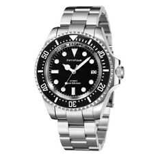 Role Submariner Homage Diver Automatic watch stainless steel band ceramic bezel