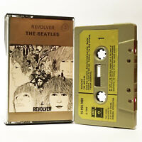 The Beatles - Revolver - 1977 Very Good Plus Cassette - Parlophone - TC-PCS 7009