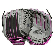 Wilson Flash Softball Glove Youth 11.5 Left Hand LH Throw Fastpitch WTA04LF19115