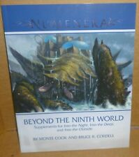 Numenera BEYOND THE NINTH WORLD RPG Book