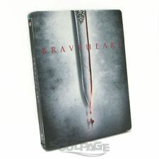 BRAVEHEART STEELBOOK [] (DT. Son) [Blu-ray] Neuf/Sealed