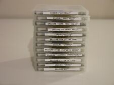 Erasure Minidisc Collection - 12 minidiscs set