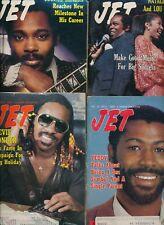 LOT(16)Jet Magazine MUSIC Turner Benson Cole Wonder Flack 5th Dimension Gaye MOR