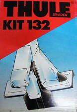 Thule Kit 132 Befestigungssatz für Dachträger Träger Nissan Primera Gepäckträger