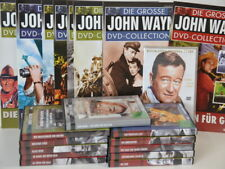 Auswahl - John Wayne Sammlung - Deagostini Collection DVD 1 - 107 DVD / Hefte