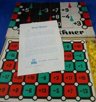 """Spika-Spiel """"Flinke Rechner"""" 1969 Rechenspiel ab 7 Jahre Mathematik"""
