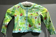 Oilily Ladybug Garden Jersey Cardigan RRP £55 Size: Age 2 BNWT