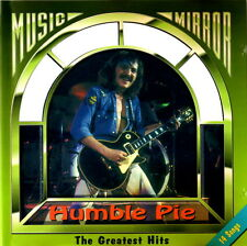 HUMBLE PIE - The Greatest Hits, 14 Songs 1993 Original Import CD