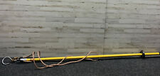 """Used Salisbury Insulated Static Discharge Stick, 68"""" with Grounding Cable"""