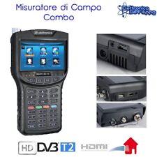Misuratore di campo Combo Meter HD con fibra ottica 6397-S2/T2