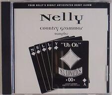 NELLY: Country Grammar USA Sampler DJ PROMO Only '99 Hip Hop Rap RARE