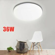 36w Bright Led Ceiling Light Panel Bathroom Bedroom Surface Mount Wall Down Lamp