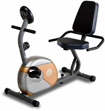 Marcy ME709 Semi-Recumbent Exercise Bike