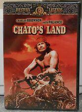 Chato's Land ( DVD 2009) RARE 1972  CHARLES BRONSON BRAND NEW MGM