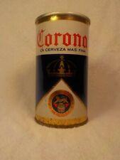 Corona Cerveza Straight Steel Old Beer Can