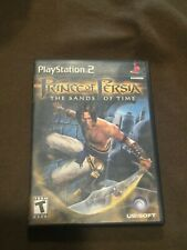 Sony PlayStation PS2 Video Game Prince of Persia The Sands of Time Rated T
