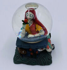 Disney Store The Nightmare Before Christmas Sally Mini Snow Globe Figurine