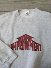 1990s vintage HOME IMPROVEMENT sweatshirt DISNEY usa made XXL tool time
