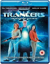 TRANCERS II Tim Thomerson Helen Hunt BLURAY FILM in Inglese NEW .cp