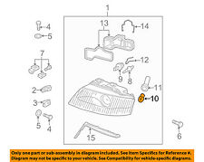 AUDI OEM 98-04 A6 Quattro-Turn Signal Light Bulb N90129801