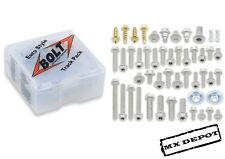 Perno KTM SXF250 SXF350 SXF450 Paquete de 50 piezas de pista Caja de herramientas kit de perno MX Enduro