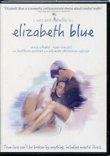 Elizabeth Blue (DVD, 2018) * Anna Schafer, Ryan Vincent * BRAND NEW & SEALED