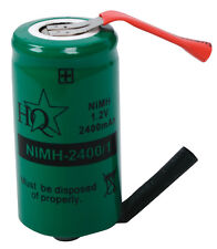 Pacco batterie NiMH 1.2 V 2400 mAh