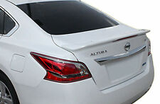 PAINTED SPOILER FOR A NISSAN ALTIMA SEDAN FACTORY SPOILER 2013-2015