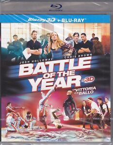 Blu-ray 3D + Blu-ray 2D BATTLE OF THE YEAR ~ LA VITTORIA E' IN BALLO nuovo 2013