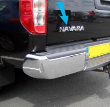 REAR BADGE PICKUP NAVARA badge portellone posteriore per NISSAN NAVARA D40 Lettering