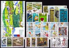 Liechtenstein ** kompletter Jahrgang 1999 Mi.-Nr. 1190-1223