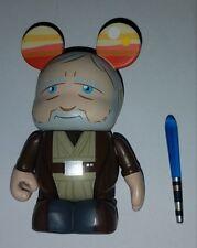 "Disney Vinylmation Star Wars Series 2 OBI WAN ""BEN"" KENOBI  3"" Vinyl Figure 2012"