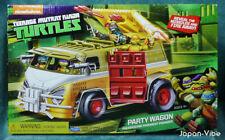Teenage Mutant Ninja Turtles - Party Wagon van Nickelodeon Playmates 2015 New