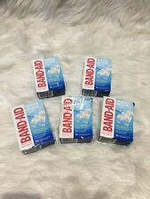 5 Band-Aid Water Block Clear 30 Assorted Sizes TDW8